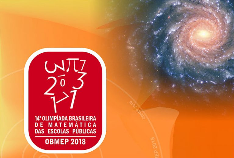 Detalhe do cartaz da OBMEP 2018
