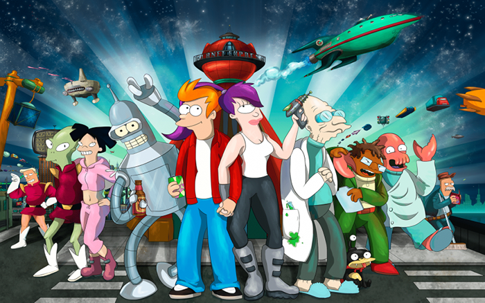 Personagens de Futurama
