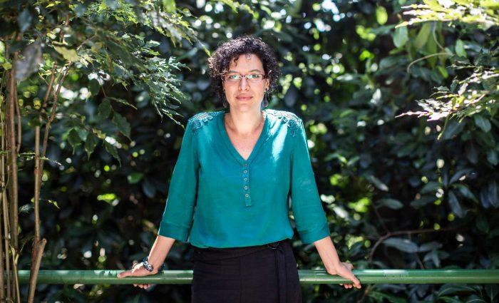 Carolina Araujo, pesquisadora do IMPA